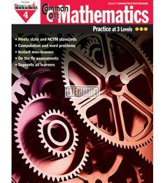 Common Core Mathematics Book - Grade 5