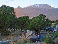10 Must-see campsites in Colorado. 4.) Pinyon Flats Campground (Great Sand Dunes National Park)