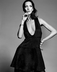 Alana Zimmer by Yu Tsai for Harpers Bazaar Singapore March 2015