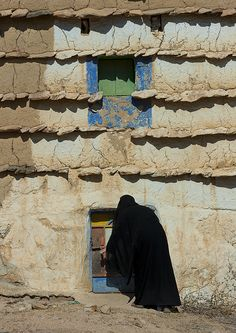 Old house in Asir - Saudi Arabia by Eric Lafforgue, via Flickr