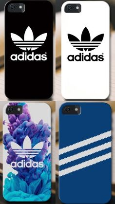 Cool Phone Case Adidas Logo Hard Cover Design Iphone And Samsung #UnbrandedGeneric