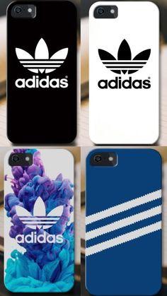 Cool phone case adidas logo hard cover design iphone and samsung Diy Phone Case, Cute Phone Cases, Iphone Phone Cases, Iphone Case Covers, Pochette Iphone 6, Cover Design, Iphone 8 Plus, Walpaper Iphone, Nail Polish