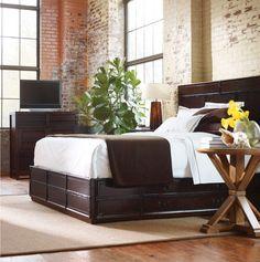 Bett Design Loft Möbel