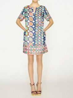 Tango Relaxed Fit Silk Kaftan by Collette By Collette Dinnigan