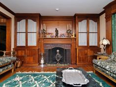 You might see 1 or 2 photos from the other blog but only a couple. Victorian Gothic style interior old mansion interi...