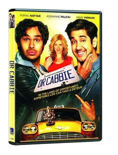 Dr. Cabbie: DVD
