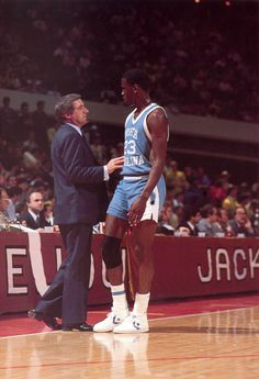 University of North Carolina: Dean Smith Talk Time Out (1983/84)