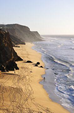 Playa de Santa Cruz, Torres Vedras, Portugal