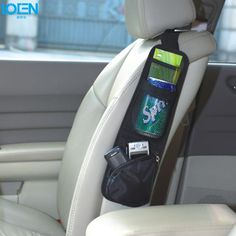 Car Seat Organiser Storage Bags Phone Magazine Drinks Container Auto Styling Traveling Gear Stuff Accessories Structural Disabilities Storage Bags