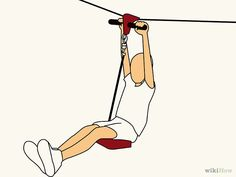 How To Construct A Zip Line