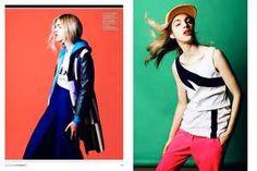 100 Dynamic Athletic Fashions