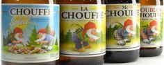 Chouffe beers #belgianbeer #beer #lachouffe