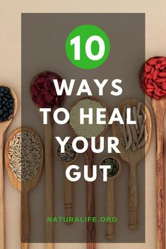 Your gut is the key to great health. Learn how to keep your gut healthy and strong with these 10 helpful tips. #naturalife #guthealth #howtohealyourgut #mealplantohealyourgut