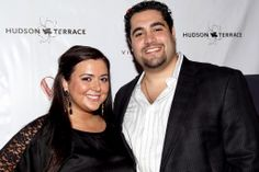 Inside Lauren Manzo & Vito Scalia's Engagement Party ! Read more at: http://www.allaboutthetea.com/2014/04/05/inside-lauren-manzo-vito-scalia-engagement-party/