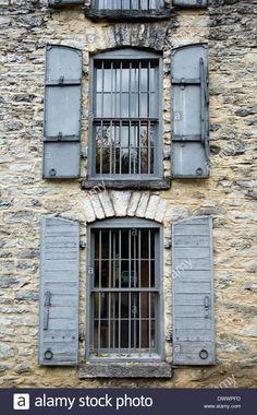 Woodford Reserve, Distillery, Shutters, Prison, Windows, Signs, Frame, Decor, Sunroom Blinds