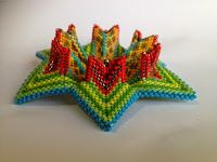 zia lola beads it: Fortune teller bangle