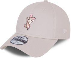 Piglet New Era 940 Kids Disney Character Stone Baseball Cap (4 - 12 Years) - Child  ( 4 - 6 years) / Stone