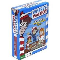 Where's Waldo? The Amazing Picture Hunt Game