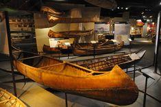 Canadian Canoe Museum (Peterborough) -Ontario