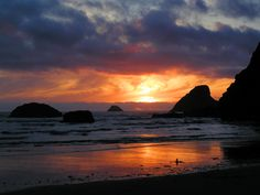 Moonstone Beach, Trinidad CA