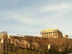 Another temple to see in Athens, Greece.