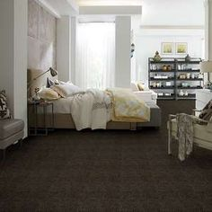 52N89 Essay II Builders Carpet is available in 24 colors, Call our Shaw carpet specialists today! 800-226-8727 www.carpetbargains.com Whether you need a little or a lot, Carpet Bargains can save you money on your builders carpet project!