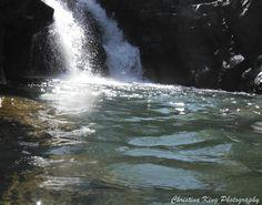 Hoʻopiʻi Falls #kauai #hawaii