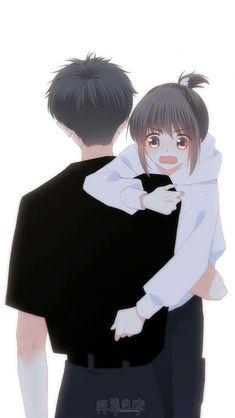 15 Drawn Templates cute anime couple Free Clip Art stock … - Geek World Cute Couple Drawings, Cute Couple Art, Anime Couples Drawings, Anime Couples Manga, Romantic Anime Couples, Anime Boys, Anime Cupples, Anime Art Girl, Couple Manga
