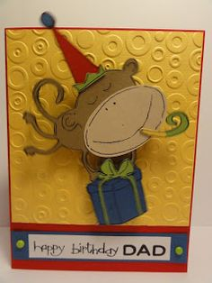The Cricut Bug: Birthday Bash. Sweethearts monkey.