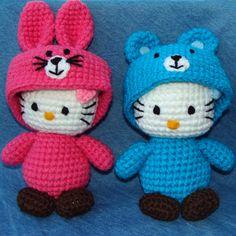 Kittys con disfraz