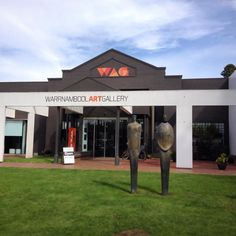 Destination #WAG #warrnambool art gallery by lukehallam