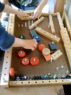 Teacher Tom: A Homemade Pinball Machine