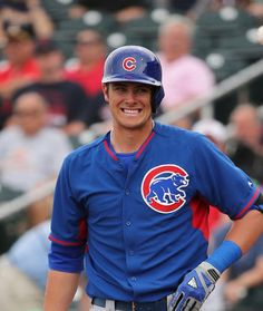 Chicago Cubs rookie slugger Kris Bryant relished hitting his first major league home run on the eve of Mother's Day for his supportive mom Sue. Description from empireboating.com. I searched for this on bing.com/images