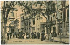 Teatro Principal de Cartagena