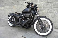 Harley-Davidson Sportster 883 IRON - Pesquisa Google