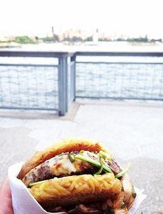 The NYC Food Bucket List via @PureWow