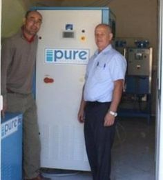 2012-10-02 First African Wind Hydrogen System Launched In Morocco
