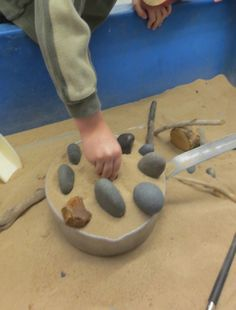 Sand and Water Tables Blog
