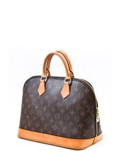 Louis Vuitton Satchel @Michelle Coleman-HERS