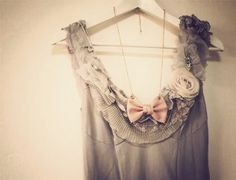 Wanting this bow