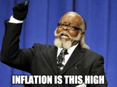 Inflation Records Biggest Jump On Record Meme Best Inspirational Quotes, Inspiring Quotes About Life, Amazing Quotes, Funny Animal Pictures, Funny Images, Funny Animals, Pikachu Memes, Cant Trust Anyone, Funny Headlines