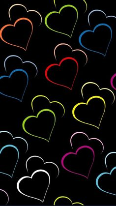 Heart Iphone Wallpaper, Wallpaper For Your Phone, Emoji Wallpaper, Love Wallpaper, Cellphone Wallpaper, Colorful Wallpaper, Mobile Wallpaper, Wallpaper Backgrounds, Love Animation Wallpaper
