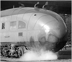 train Snow Plow popular science - Google Search