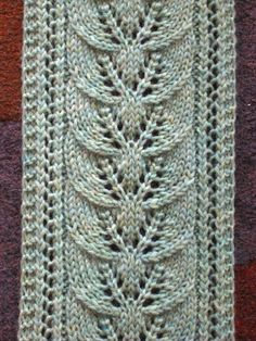 knit scarves | Free Knit Scarf Patterns in new Crystal Palace Yarns - Fashion ...
