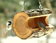Inspiring Design Ideas For Recycled Crafts To Make Bird Feeders