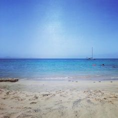 Playa de las Mujeres en Papagayo, Lanzarote