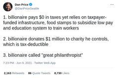 """Great Philanthropists"" - 9GAG"