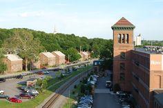 Ashton Historic District in Providence County, Rhode Island.