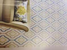 Wallpaper idea for dining area (lower section of the wall papered w/upper painted - or the entire wall papered)
