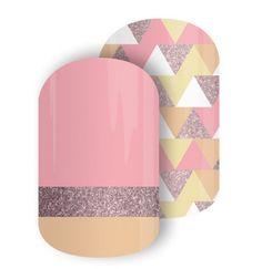 Jewlery Box - Jamberry Nail Wraps - Spring 2015 Catalogue